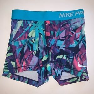 Nike Pro Women's Spandex Shorts